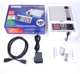 HD HDMI Out Retro Nes Game Console TV Video Handheld Game Player System Built-in 500 600 Classic Games for NES mini Game With Box