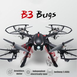 Original MJX B3 Bugs 3 RC Racing Drone with Brushless Motor Camera Mounts Two-way 4CH Professional Remote Control Quadcopter