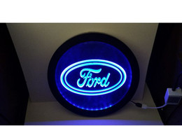 ford neon bar sign 2019 - tr02 ford car RGB led MultiColor wireless control beer bar pub club neon light sign Special gift