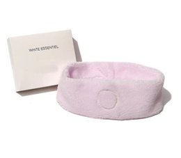 Discount vip box - Luxury brand Accessories for Ladys C collection Velve hairband with logo yaga ,facial hairhand with gift box VIP party g