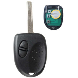 China Guaranteed 100% 2Button Car Holden Key Commodore Car Remote Complete Chip Free Shipping suppliers
