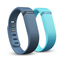 Fitbit Flex Band With Clasp Replacement TPU Wrist Strap Wireless Activity Bracelet Wristband With Metal Clasp (No Tracker) Opp Package