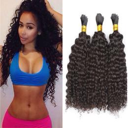 sells human hair 2019 - Indian Hair Bulk 100% human hair bulk buy from china 8a brading kinky curly hair sell discount sells human hair