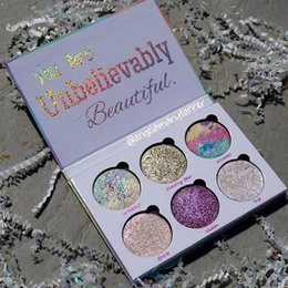 top highlighter makeup 2019 - Top quality with best price !Love Luxe Beauty Fantasy Palette Makeup You Are Unbelievably Beautiful highlighters Eyeshad