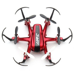 Original JJRC H20 Hexacopter 2.4G 4CH 6Axis Headless Mode RTF RC One-key-return RED Drone Quadcopter