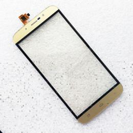 Discount replacement touchscreen free - Wholesale- New Touchscreen For UMI ROME X Touch Screen Digitizer Glass Front Panel Replacement Touchpad Free Shipping