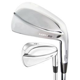 Golf club mens online shopping - New mens Golf clubs MP Golf irons Set P Soft iron set Dynamic Gold R300 Steel Golf shafts Clubs set