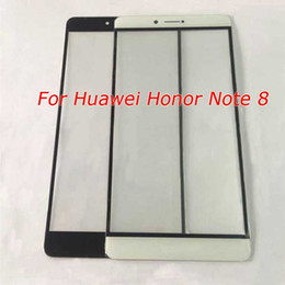 replacement touchscreen free 2019 - For Huawei Honor Note 8 Outer Glass Cover Replacement For Huawei Honor Note8 touchscreen Outer Screen Glass Note 8 With