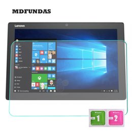 Discount lenovo miix tablet - Wholesale- Tablet Protector Glass For Lenovo Miix 510 12.2'' Tablet Pad Tempered Glass Screen Protector 2.5D H