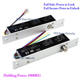 New delay online shopping - New Design Profesional Manufactory Electric Bolt Lock Low Temperature Timer Delay Adjustable With Feedback Signal Line