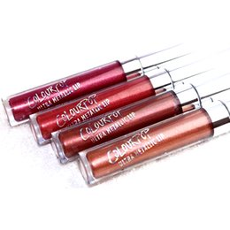 Chinese  New Colors Colourpop Ultra Metallic Lip Gloss Colourpop Metal Liquid Lip gloss 12 colors Lipsticks Free shipping manufacturers
