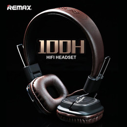 Laptop game pad online shopping - Remax Headphone Headset High Definition Microphone Stereo Earphone Leather For Laptop Phone Pad Gaming Game Deep Bass Wireless Headphones
