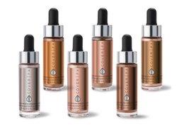 Discount top highlighter makeup - Top quality Cover FX Custom Enhancer Drops Face liquid Highlighter Powder Makeup Glow colors 30ml liquid Highlighters Co