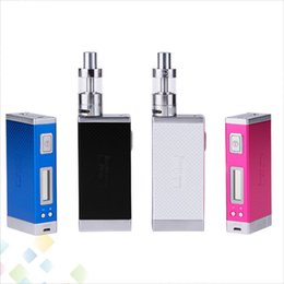 innokin itaste mvp battery 2019 - Authentic Innokin iTaste MVP 3.0 Pro E-cigarette Kits iSub G MVP 60W 4500mah Battery iTaste MVP3 PRO Kit 100% Original D