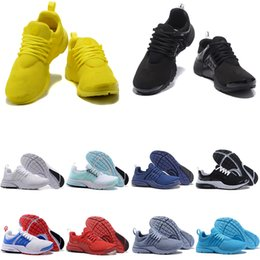Discount table tennis shoes for size - Breathe Prestos ultra 5 Running Shoes for Men Women Prestos BR QS Yellow camo Oreo Outdoor Fashion Jogging Sneakers Size