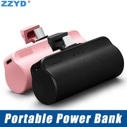 Mobile battery charges online shopping - ZZYD Portable Power Bank Charging for iPhone X Plus HTC Samsung S8 Plus Mobile Charger mAh Battery