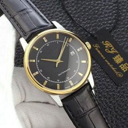 Discount dial diameter watch - Simple style classic men's Watch High hardness mineral glass mirror 40mm diameter dial men's casual watch