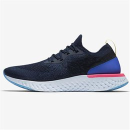 Discount table tennis shoes for size - 2018 New hot Epic React Womens Mens Shoes Instant Go Fly Breath Comfortable Sport Size 5.5-11 For Sale Men Women Athleti