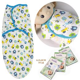 Discount cartoon character sleeping bags - Sleeping Bags Nursery Bedding Swaddle Baby sleeping cloth cartoon baby sleeping bag Make babies feel safe 1998
