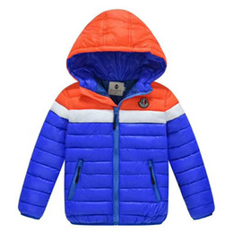 girl hoodies 2018 - hot sale new Brand Kids Coats Boys and Girls Winter Coats Childrens Hoodies Baby's Jackets Kids Outwear kids 3 colo
