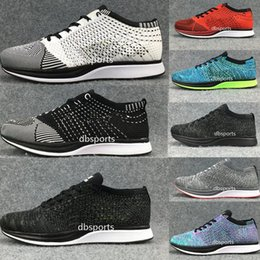 table tennis shoes for size 2019 - 2018 RACER Running Shoes For Women & Men ,High Quality Breathable fashion sports Shoes Balck Grey athletic Sneakers size