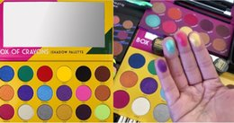 Discount boxed crayons - 2018 hot sale Makeup eye shadow palette BOX OF CRAYONS Eyeshadow iShadow Palette 18 Color Shimmer Matte Eyeshadow Palett