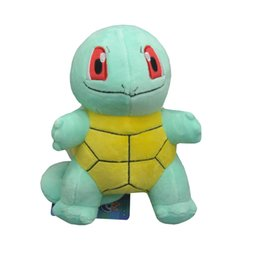 Discount squirtle plush toys - New 19CM Squirtle Plush Doll