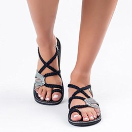 Summer SlipperS for women online shopping - Sandals For Women New Summer Shoes Slippers Female Fashion Shoes beach Shoes Slippers MC465