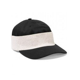Discount weave cap styles - Spring hot style men's and women's baseball cap hair band sports hat high-end custom woven hat 3 color Mosaic