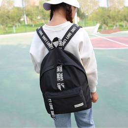 sweet girl school 2019 - Fashion Backpack Women Girls Leisure Travel Bag School Rucksacfor Girls Teenager Sweet Color Preppy Style School Bag che