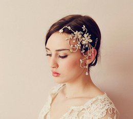 Discount hair comb manufacturers - Bride accessories hair combs tassels bridal dress accessories brides handmade headdress manufacturers direct sales