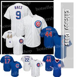 EmbroidEry basEball jErsEys online shopping - chicago cubs jersey baseball jerseys Kyle Schwarber Jason Heyward stitched Embroidery Logos Cheap