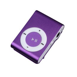 Chinese  New Portable MP3 Player NC1888 Mini USB Clip Multicolor MP3 Player LCD Screen Support 32GB Micro SD TF Card Music Players manufacturers