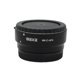 c mount lenses 2019 - Meike MK-C-AF4 Meike Electronic Auto Focus Adapter for EF EF-S lens to EOS M EF-M mount discount c mount lenses