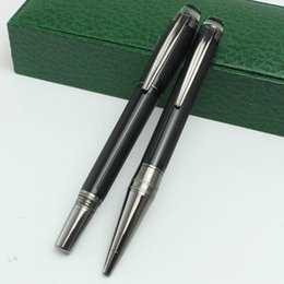 Discount christmas gift ball pen - Brand mb Unique design Urban Speed Ballpoint Pen Hot sell Urban Spirit Roller ball pen Classic Writing Pens Christmas gi