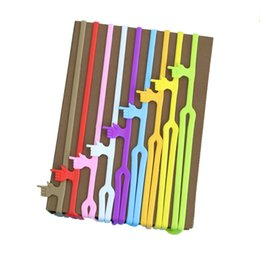 Discount bookend book - Silicone Book marks Elasticity Bookends Finger Point Book mark School Office Accessories Reader Tools Funny Gifts