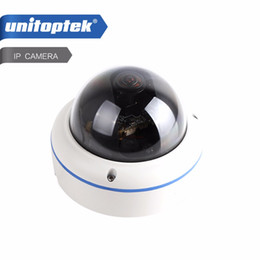 Discount ip dome camera fisheye Fisheye Lens Full HD 1080P IP Camera Dome Network View 360 Degree Panoramic Outdoor 2MP IP Camera Onvif With POE P2P Clo