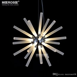 modern art deco bar 2019 - Modern Suspension LED Pendant Lights Round Shape Loft Industrial LED Pendant Lamps For Living Room Bar Hotel Decoration