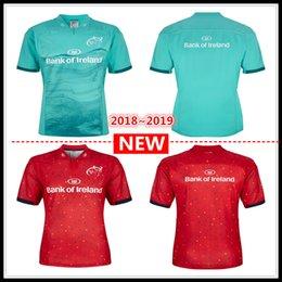 Discount xxxl free - Hot sales 18 19 munster jersey home away 2018 2019 Muenster City Super Rugby Jerseys League shirt s-3xl DHL free shippin
