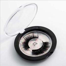 Wholesale 5Pairs Factory Sale Natural Thick Mink False eyelashes Makeup Eye Lashes Extension Beauty Tools Fake Eyelashes