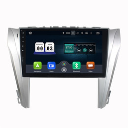 Discount toyota camry dvd gps tv - Free shipping 10.1inch 4GB RAM Andriod 8.0 Car DVD player for Toyota Camry 2014-2015 with GPS,Steering Wheel Control,Blu