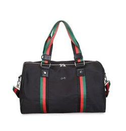 Three dimensional online shopping - Men Women Fashion Waterproof Handbag Travel Bag Large Capacity Handbag Shoulder Bags Men and Women Travel Messenger Bags MMA504