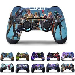 ps4 controller stickers 2019 - 11 Styles Fortnite Controller Sticker Skin for PlayStation 4 PS4 Console Decal Vinyl Slim Sticker Cover Shell