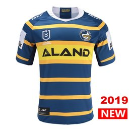 xxxl free 2019 - 2019 2020 new Parramatta Eels home rugby Jerseys NRL National Rugby League rugby shirt nrl jersey Parramatta Eels shirts