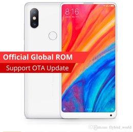 "qwerty mobile phones india 2019 - Wholesales Original Xiaomi Mi Mix 2S 6GB 64GB Snapdragon 845 Octa Core Mobile Phone 5.99"" Full Screen AI Dual PD 12"