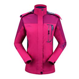 Discount xxl ski jackets women - Oversized Woman Summer Spring Camping Mountain hiking fish skiing climb cycling trekking Outdoor Lady Girl Jacket waterp