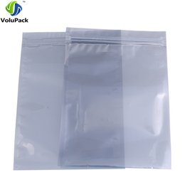 Barrier Bags online shopping - 15x23cm x9 in barrier Anti Static Bags waterproof Translucent zip lock Antistatic Shielding Bags