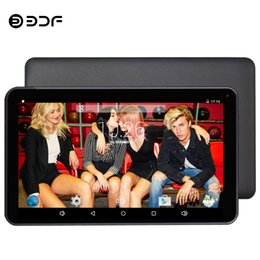 Discount quad core inch 8gb tablet - BDF 2019 New Tablet 9 Inch Tablet Pc Android 4.4 Quad Core Android 8GB ROM Support Google Play WiFi 7 8 9 10 10.1