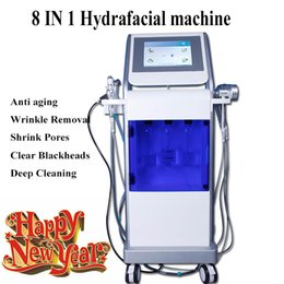 DiamonD prices online shopping - Best price Diamond Microdermabrasion beauty machine skin care Water Aqua Dermabrasion Peeling Hydra facial Rejuvenation Beauty equipment