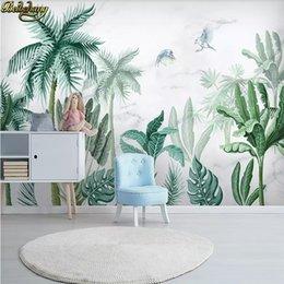 Discount backgrounds photo 3d - beibehang Wallpaper 3D Mural Wall Paper For Living Room Papel De Parede Custom Photo 3D Wallpaper roll TV Background Hom